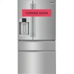 FrigidaireFrigidaire Professional 21.8 Cu. Ft. Counter-Depth 4-Door French Door Refrigerator