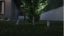 Alumilux LED Landscape Spot Light