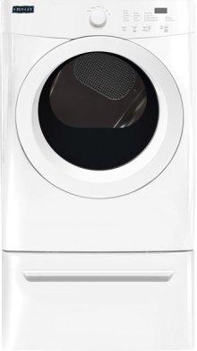 Crosley Front Load Dryer - White