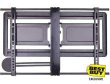 "Super Slim Full-Motion Mount for 37"" - 84"" flat-panel TVs - Best Buy Exclusive"