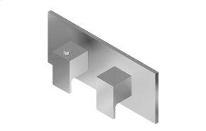 Solar M-Series Valve Horizontal Trim with Two Handles