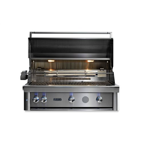 "42"" Lynx Professional Built In Smart Grill with Rotisserie, LP"