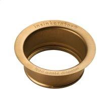 Sink Flange - Brushed Bronze