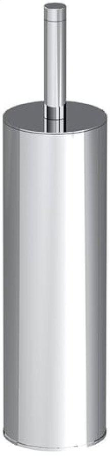 Chrome Plate Freestanding toilet brush