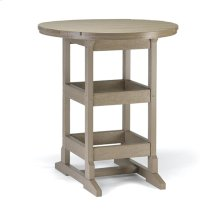 """36"""" Round Bar Table"""