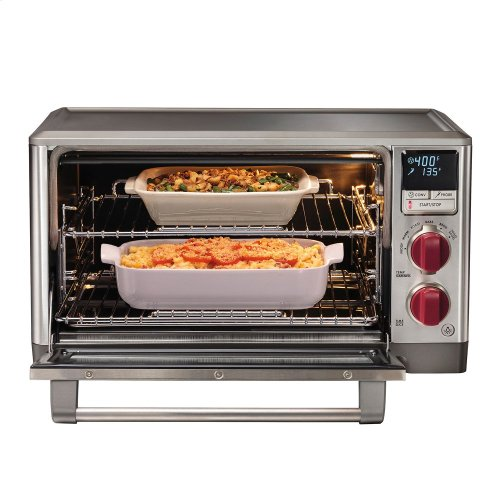 Elite Countertop Oven - Red Knob
