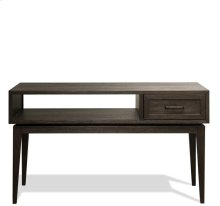 Vogue Console Table Umber finish