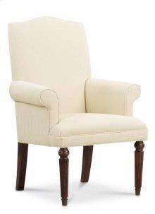 Sandra Arm Dining Chair - 25 L X 26 D X 43 H