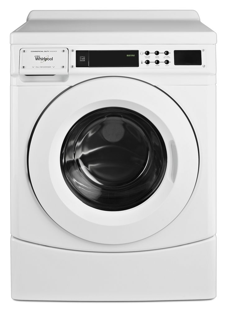 Chw9160gw Whirlpool 27 Quot Commercial High Efficiency Energy