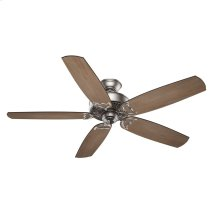 52 inch Panama XLP Brushed Nickel and Rustic Blades Ceiling Fan