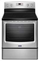 30-inch Wide Electric Range with Convection and Third Rack - 6.4 cu. ft. Product Image