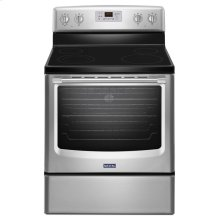 30-inch Wide Electric Range with Convection and Third Rack - 6.4 cu. ft.