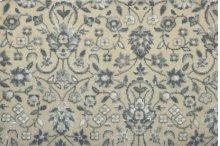 Glamour Kashan Glamk Ivory-b 30''