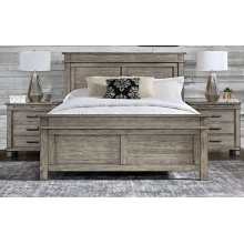 GLACIER POINT KING King Panel Bed