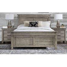 GLACIER POINT KING King Panel Bed