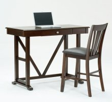 BERNARDS 7254 DESK AND CHAIR
