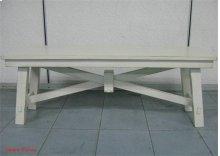 Bench - White