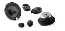 6.0-inch (150 mm) Convertible Component/Coaxial Speaker System
