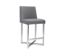 Howard Counter Stool - Grey