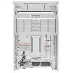 Kitchenaid 30-Inch 5-Burner Gas Convection Range - White