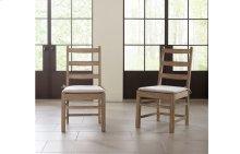 Monteverdi by Rachael Ray Ladder Back Side Chair