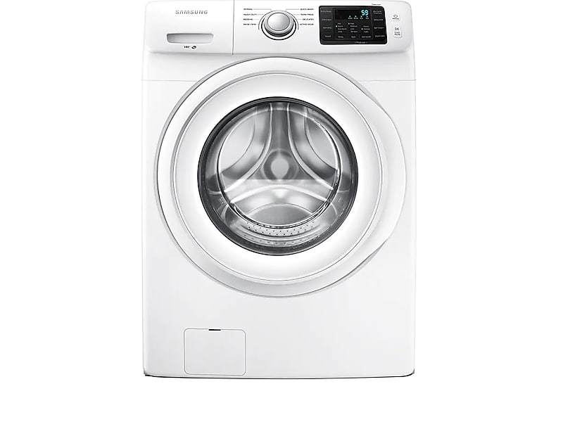 Samsung4.2 Cu. Ft. Front Load Washer In White