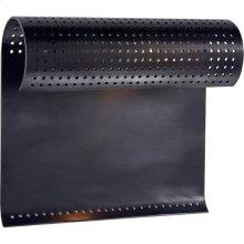 Visual Comfort KW2060BZ Kelly Wearstler Precision 9 inch Bronze Sconce Wall Light, Kelly Wearstler, Small