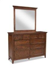 Bedroom - San Mateo 10 Drawer Dresser Product Image