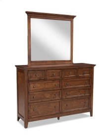 Bedroom - San Mateo 10 Drawer Dresser