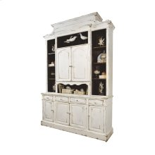 Sea Island Bookcase/Media Cabinet