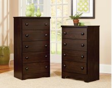4 Drawer Chest, Century