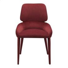 Adler Dining Chair Claret