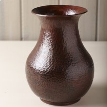 Antique Copper Santa Cruz Copper Vase
