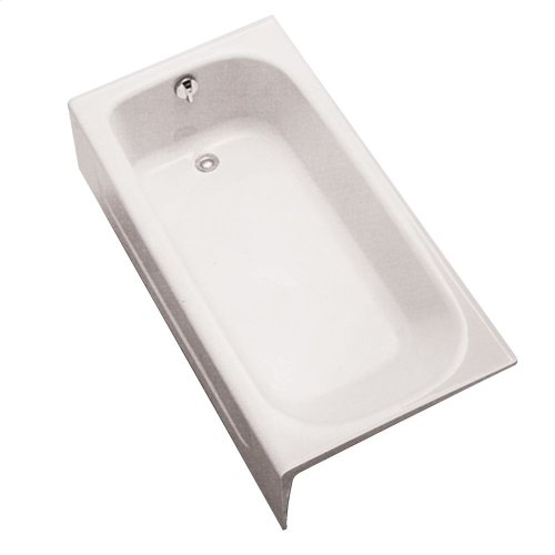 Enameled Cast Iron Bathtub - Sedona Beige