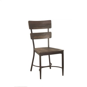 Hillsdale FurnitureCasselberry Desk Chair - Distressed Walnut With Brown Metal