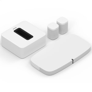 SonosWhite- Cinematic sound for music, TV, films, and more