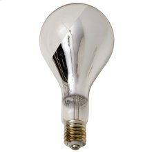 Ps52 110-130v 100w E Light Bulb  Silver