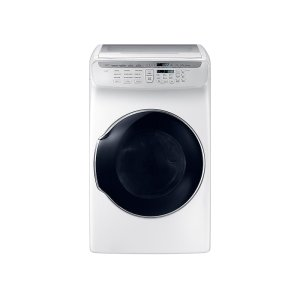 Samsung7.5 cu. ft. FlexDry™ Electric Dryer in White