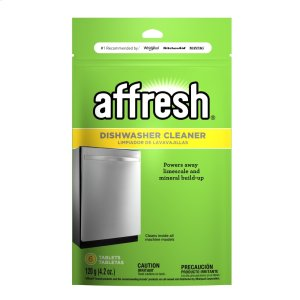 Affresh® Dishwasher Cleaner - Other -