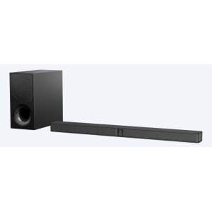 2.1ch Soundbar with Bluetooth® technology