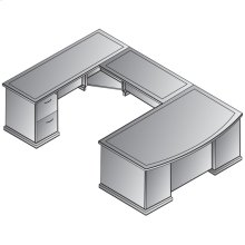 Mendocino U-shape 72x114