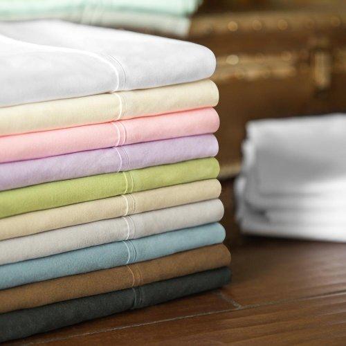 Brushed Microfiber - Standard Pillowcases Lilac