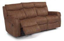Wyatt Fabric Reclining Sofa