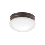 Ceiling Space Collection Ceiling Space 2 Light Flush Mount Ceiling Light OZ