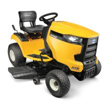 "XT2 LX42"" KH Cub Cadet 42"" Cutting Deck Riding Mower"