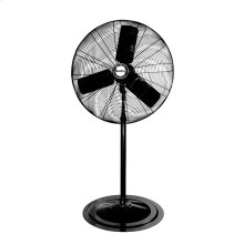 24 inch Oscillating Pedestal Fan