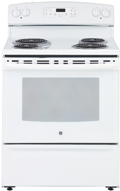 """30"""" Free Standing Electric Self Cleaning True European Convection Range"""