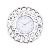 Chatelaine Clock with Mirror