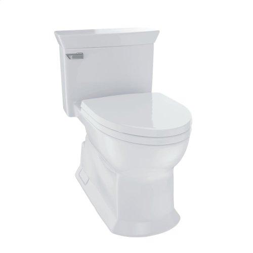 Eco Soir©e® One Piece Toilet, 1.28 GPF, Elongated Bowl - Colonial White