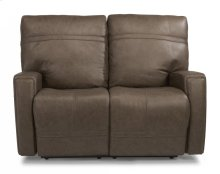 Talbert Power Reclining Loveseat with Power Headrests